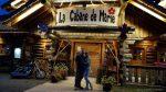Kanadisches Restaurant in den Vogesen