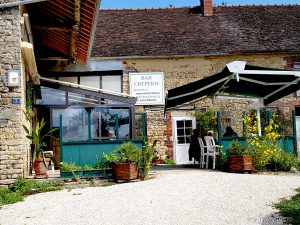 Creperie in der Champagne