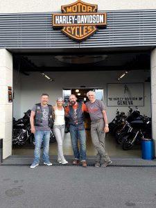 Harley Davidson Genf