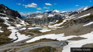 Motorradurlaub Grandes Alpes