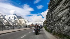 Motorradurlaub Alpen