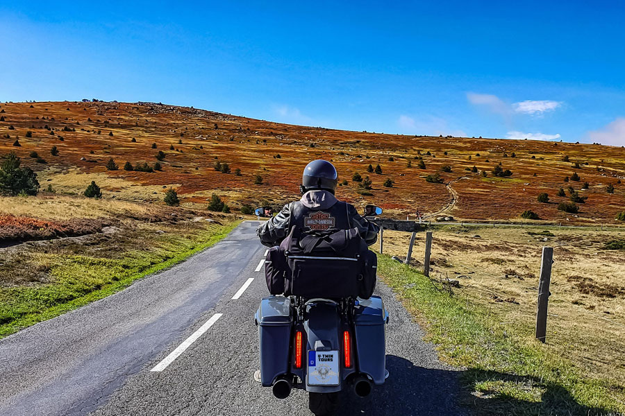 Motorradreise Languedoc