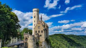 Schloss Lichtenstein Schwäbische Alb
